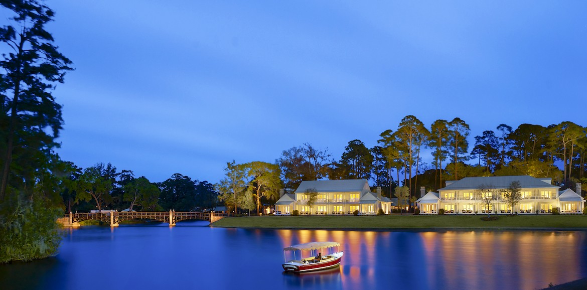 The Montage Palmetto Bluff is Nothing Short of Stunning...