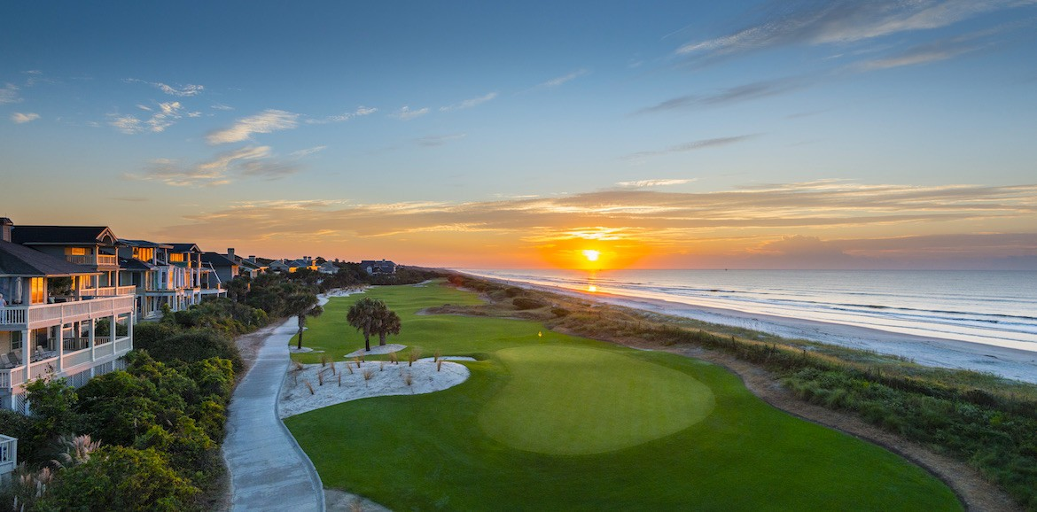 Hit the Sands (and Dodge the Sands) at Kiawah's Golfing Sanctuary