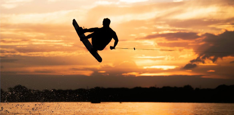 Stephen Pierce Wakeboarding