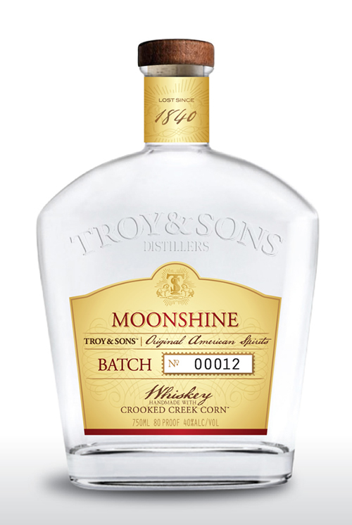 Troy And Sons Moonshine