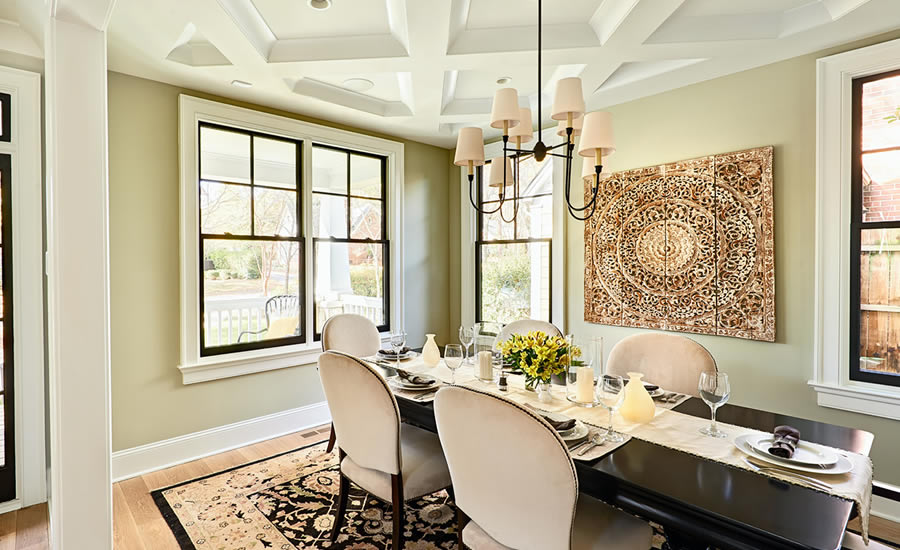Chantilly Custom Dining Room