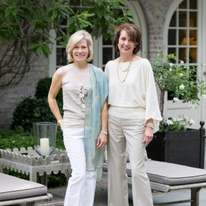 Jane Schwab and Cindy Smith