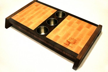 Carolina Wood Design Sushi Board