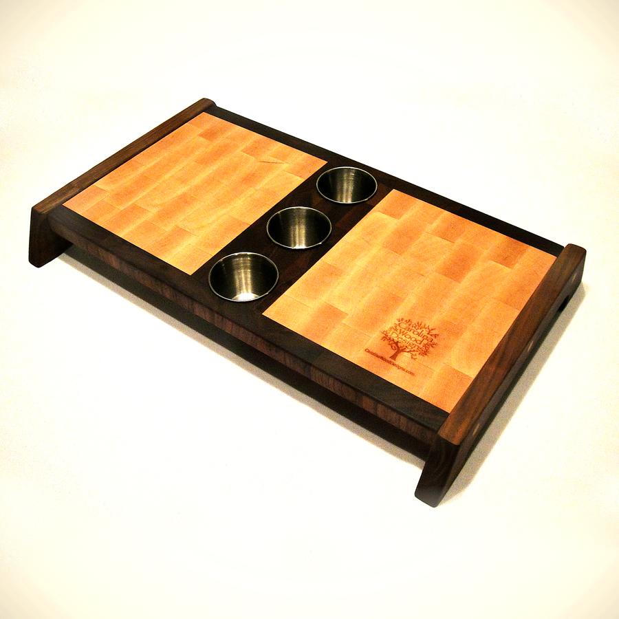 Carolina Wood Design Sushi Board