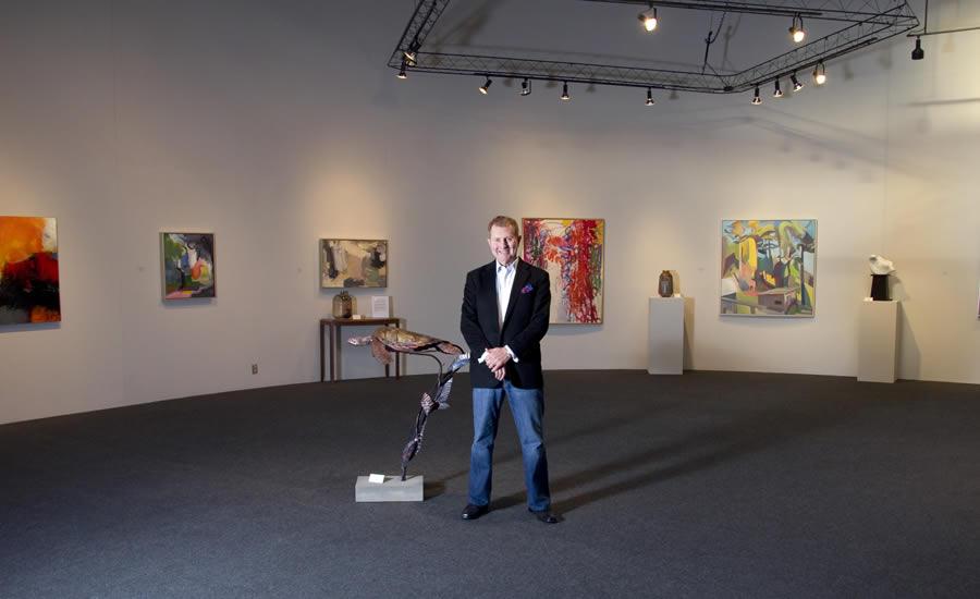 Larry Elder of Elder Gallery