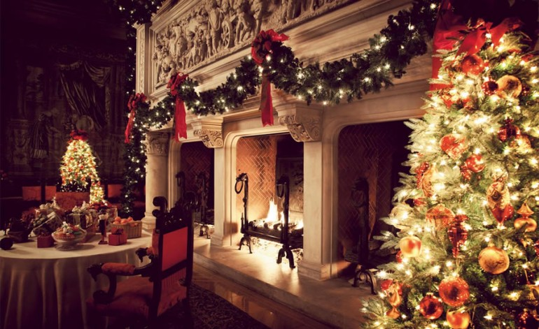 Biltmore Christmas.Celebrate The Holidays At The Asheville Biltmore Mansion
