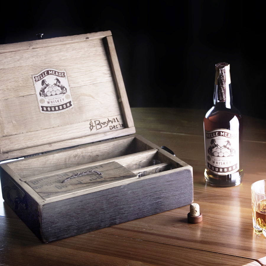 Heritage Handcrafted Celebration Box