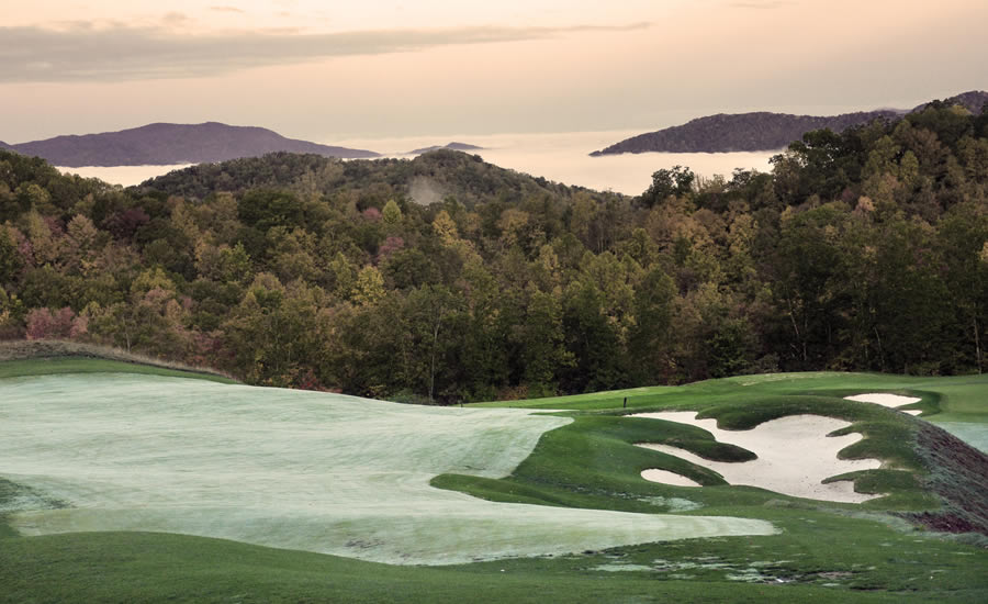 The Carolinas' Best Golf Courses