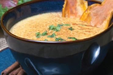 Harper's Sweet Potato Soup