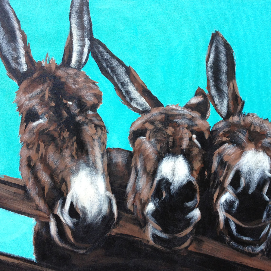 Josh Brown's Mules