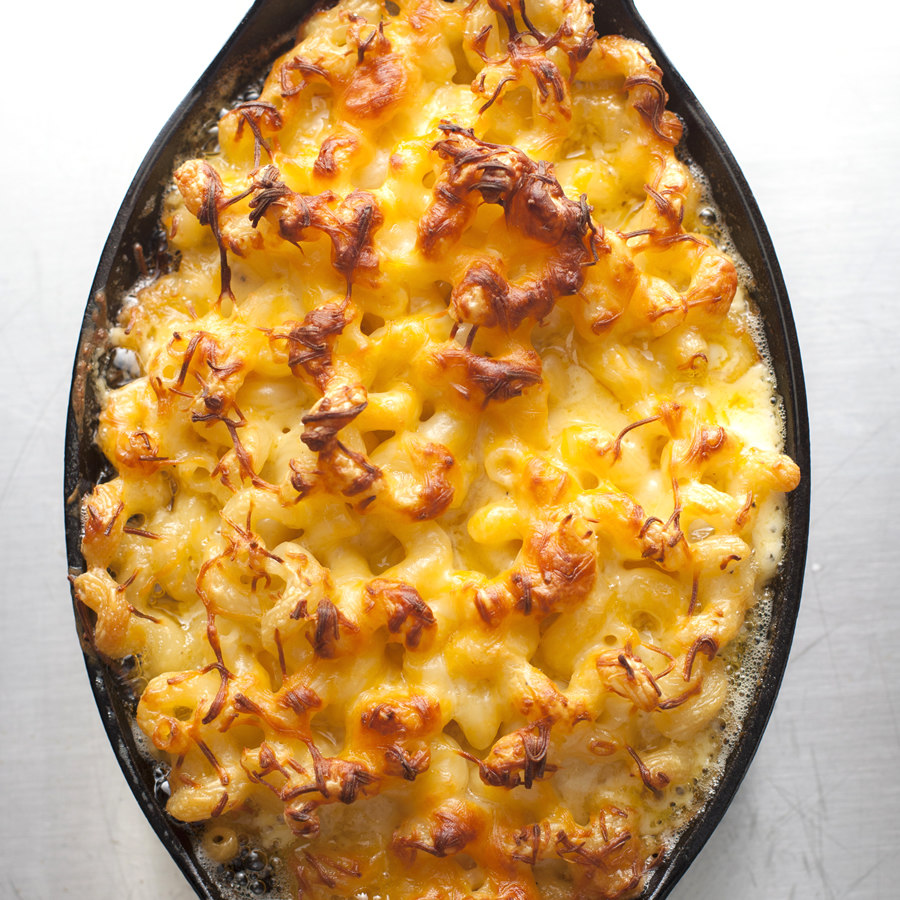 Kent Graham's Mac and Three Cheeses