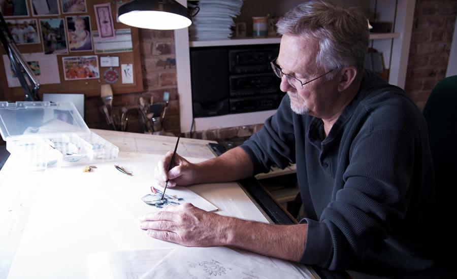 Gary Palmer Art