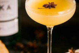 William Grant and Sons Mulled Wine Cocktail