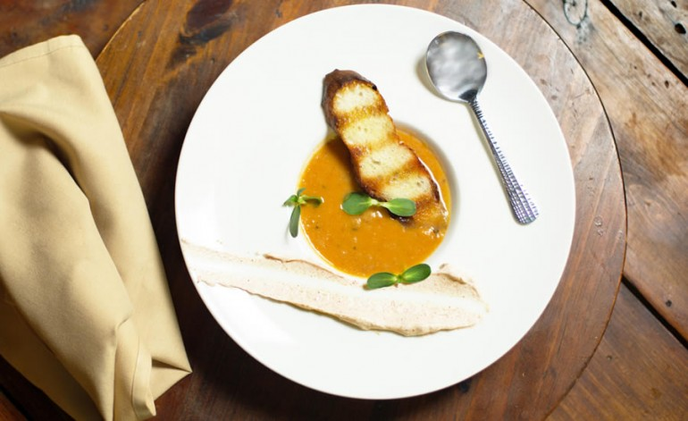 Chef Barlowe's Bermudian Fish Chowder