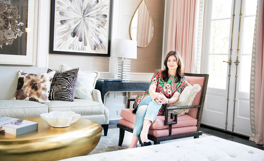 Charlotte designer Barrie Benson