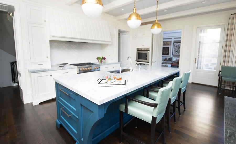 An Inspiring Kitchen By Barrie Benson