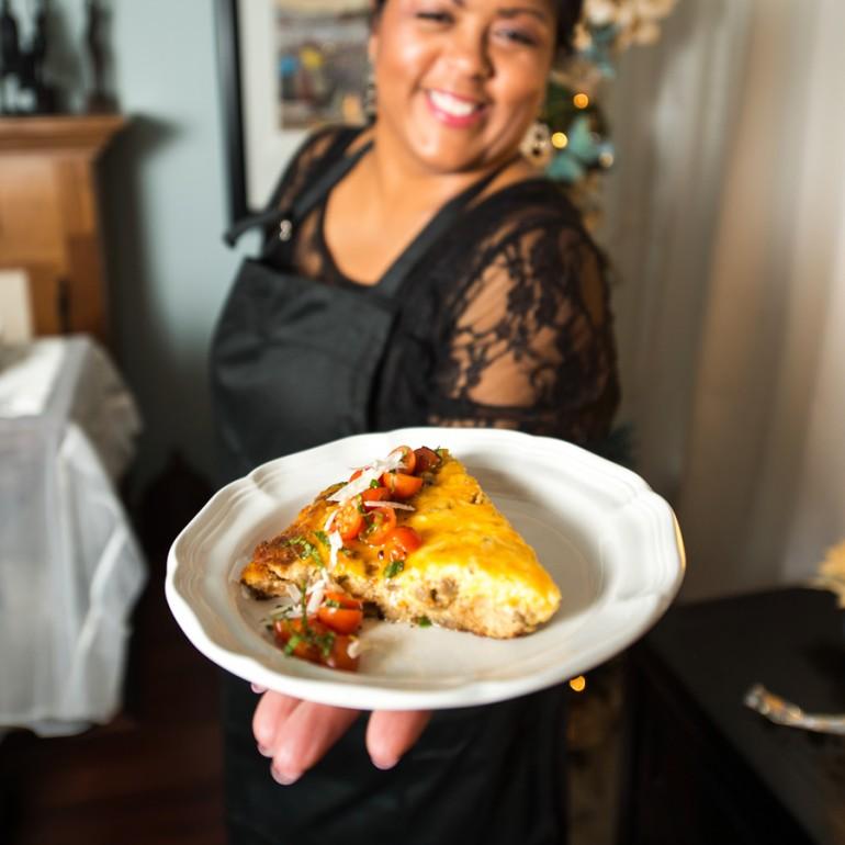 Claudia Teague's Breakfast Casserole