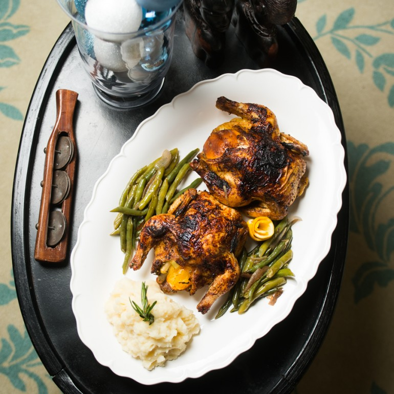 Claudia Teague's Cornish Hens