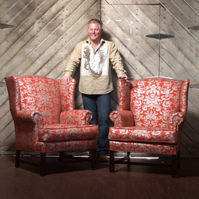 Scott Edwards of Cowbridge Furniture