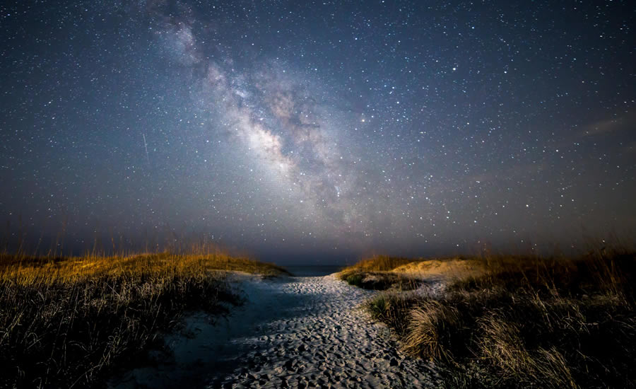 Dark Skies: The Best Places For Carolina Star Gazing - QC Exclusive