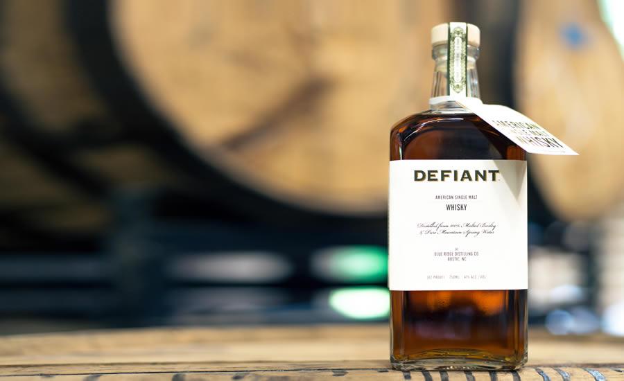 Defiant Wisky
