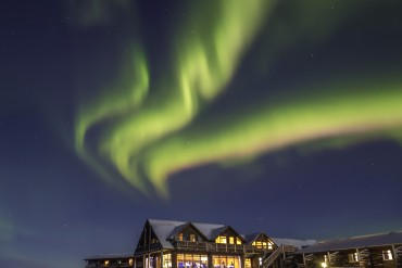 Icelandic Adventure at Hotel Rangá