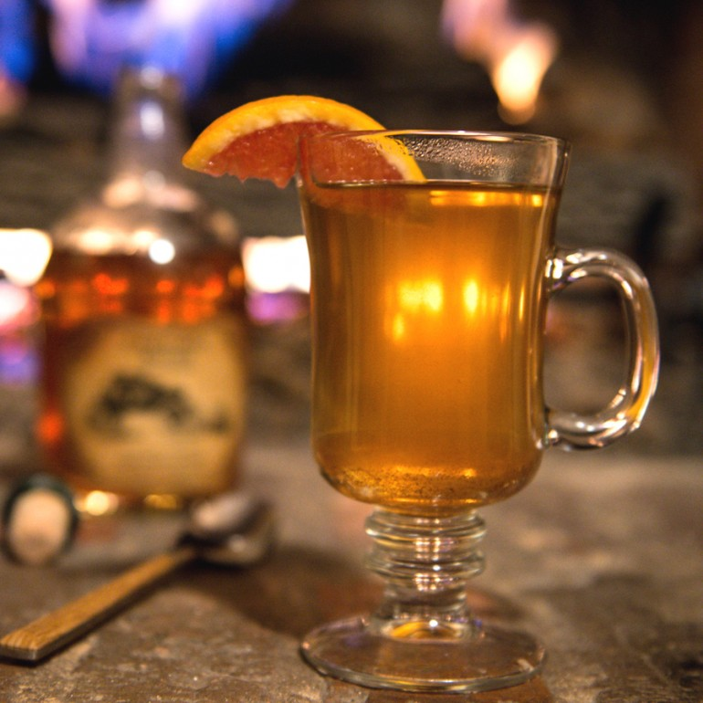 Carriage House's Hot Toddy