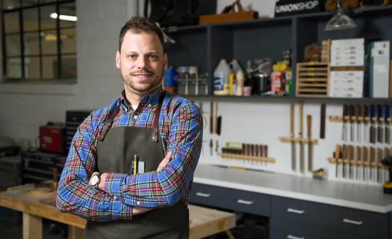 Jeffrey Barninger of Union Shop Studio