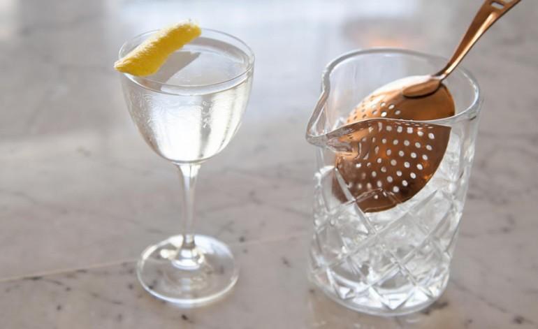 Kindred's Martini