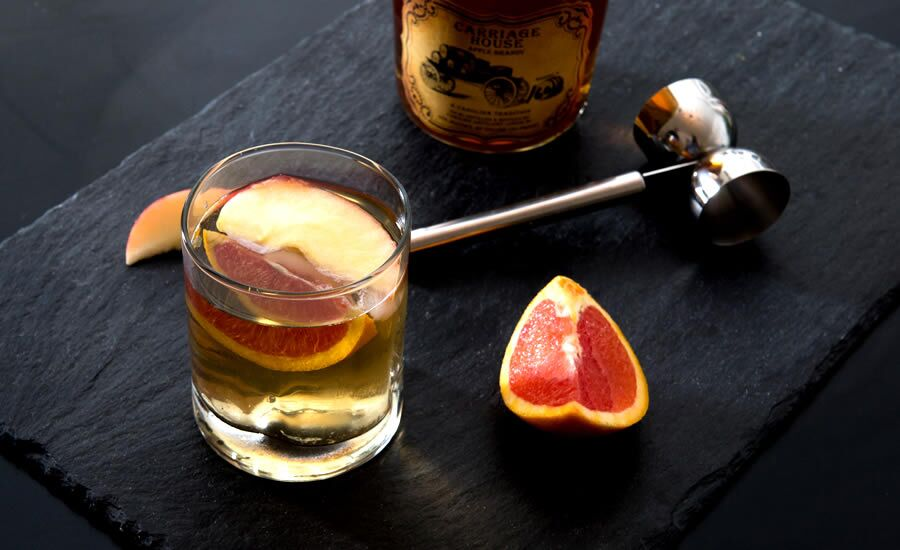 Carriage House Old Fashioned