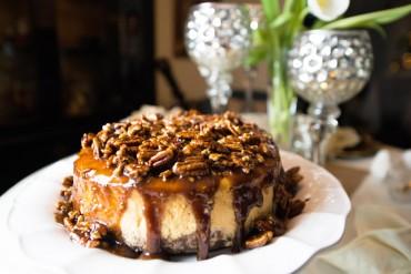 Claudia Teague's Sweet Potato Cheese Cake