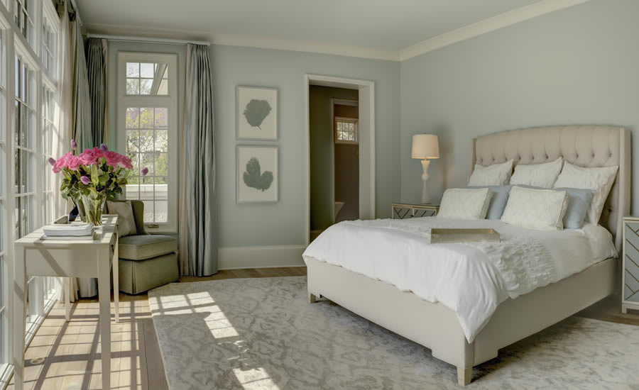 Kingswood Custom master bedroom