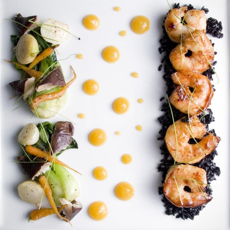 Paul Verica's Shrimp and Rice