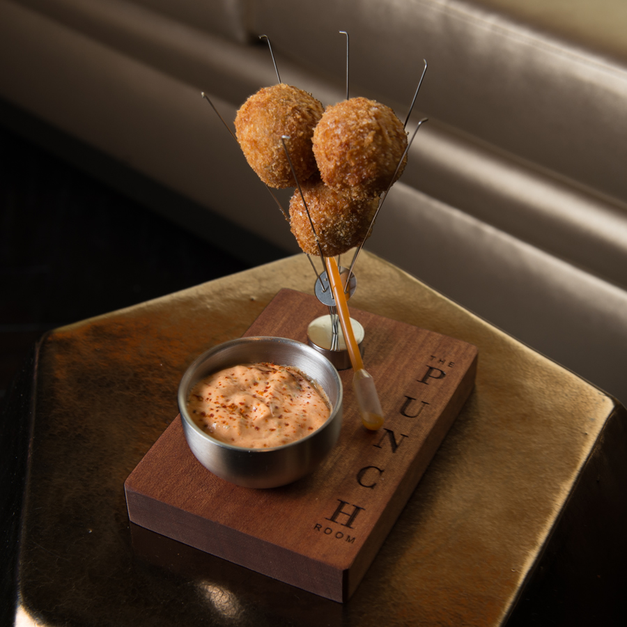 Chef Matt Carnevale's Quail Scotch Eggs