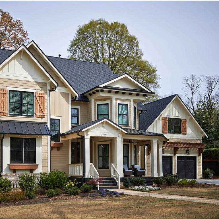 Riley's Farm House