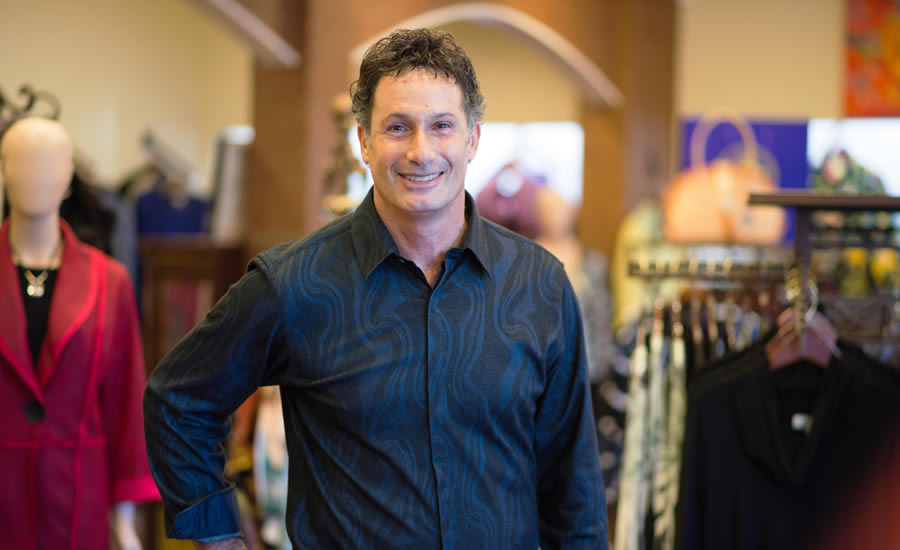 Todd Albaum of Scarlett Plus Size Boutique
