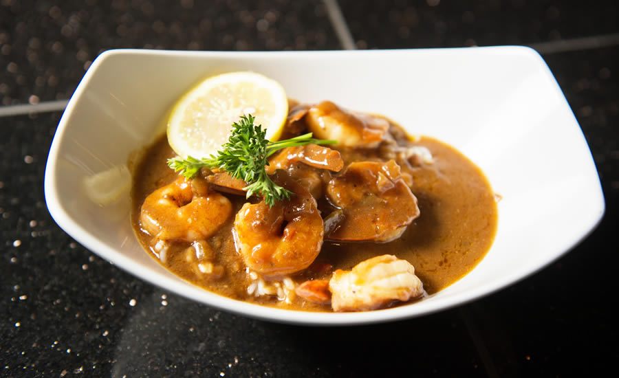 Freshwaters' Shrimp Etoufee