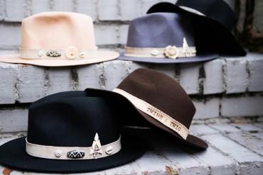 The hats of Twine & Twig