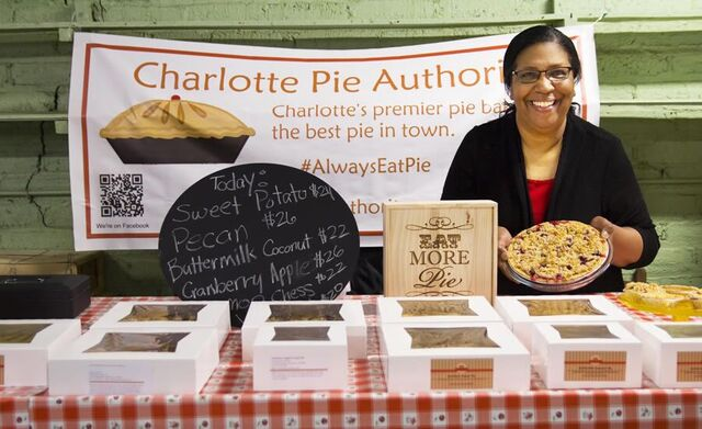 Charlotte Pie Authority