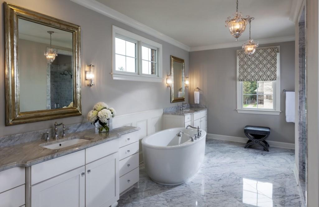 Longview Bathroom
