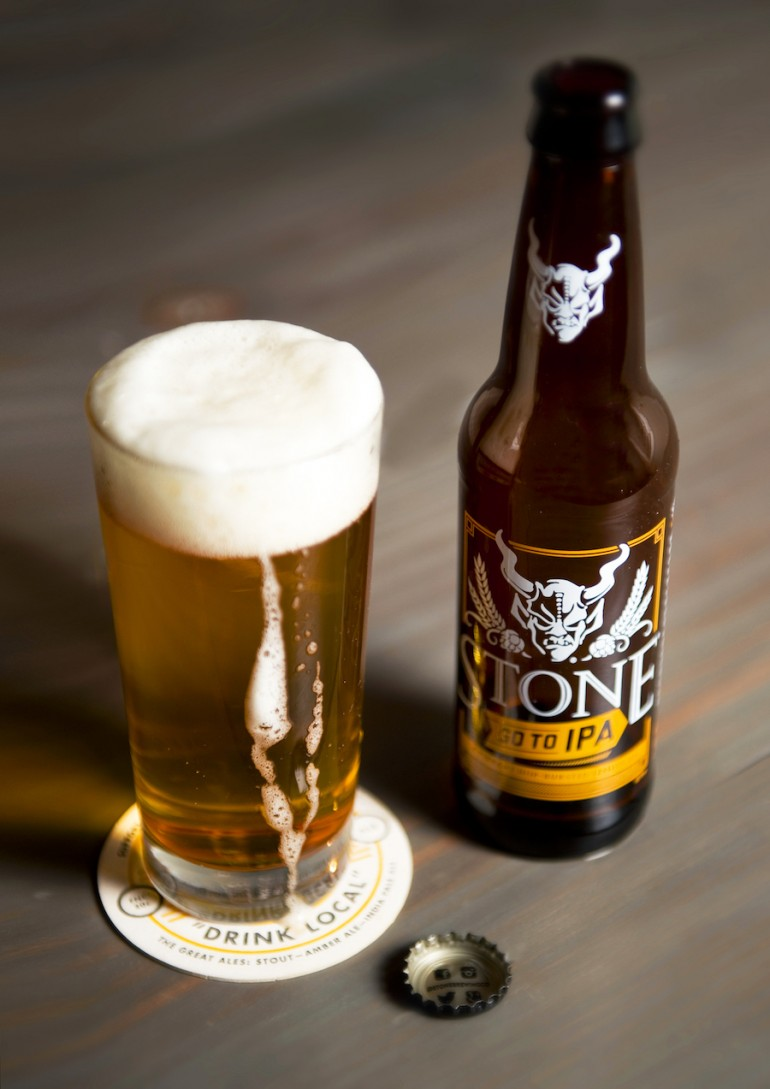 Stone Go To Session IPA