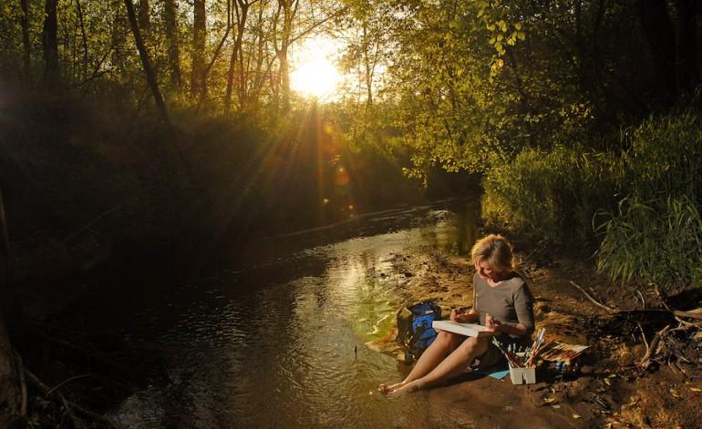 Elizabeth Bradford's Creek