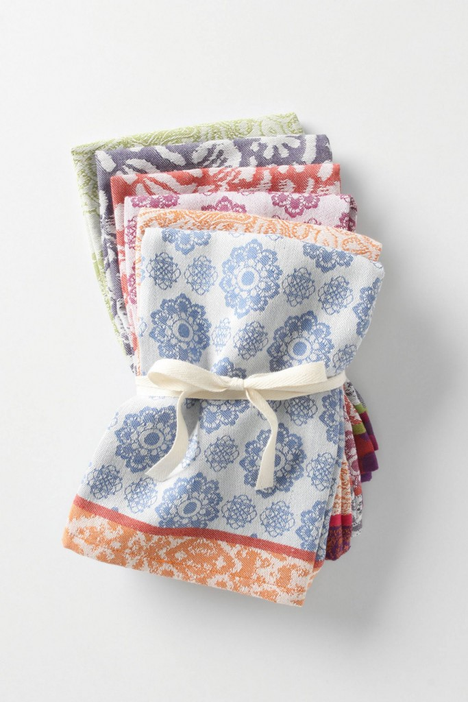 Anthropologie Napkins