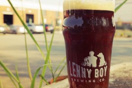 Lenny Boy Magellan-Spiced Brown Ale