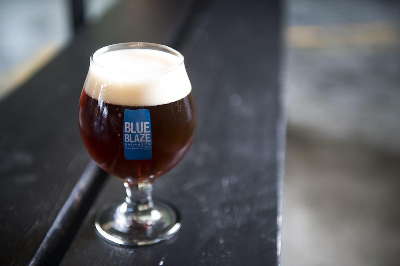 Blue Blaze Amber