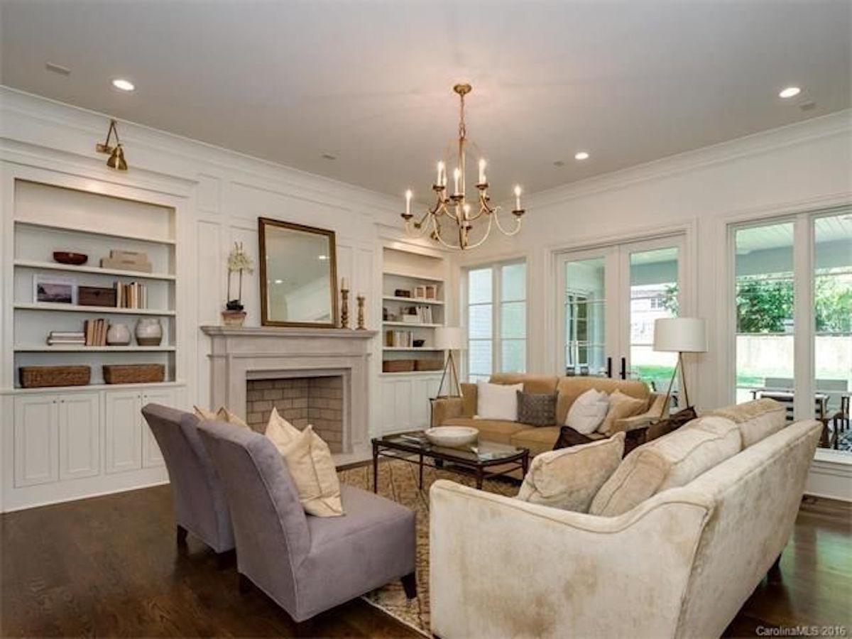 Brandon Brown, Browder Real Estate LLC Norton Road Great Room