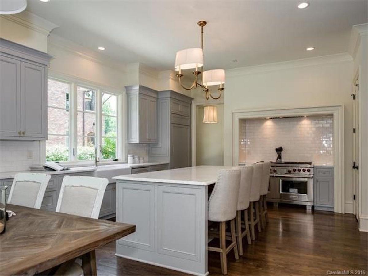 Brandon Brown, Browder Real Estate LLC Norton Road Kitchen