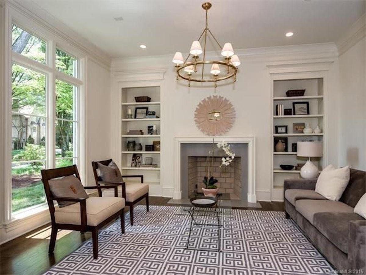 Brandon Brown, Browder Real Estate LLC Norton Road Living Room