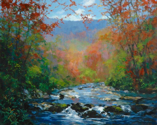 William Jameson, Carolina Creek Series