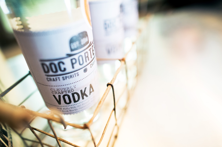 Doc Porter's Vodka